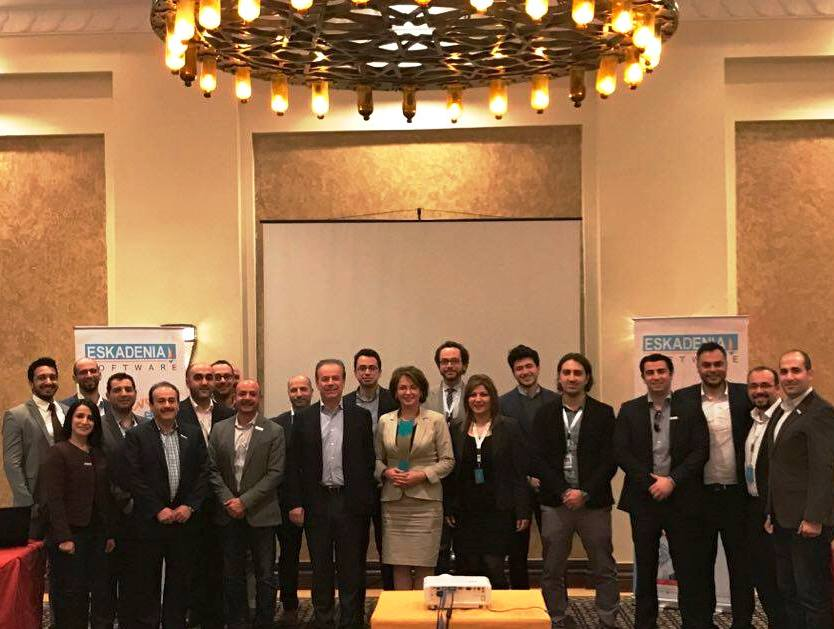 ESKADENIA Software Outlines New Strategies at the Company Annual Strategy Meeting of 2017