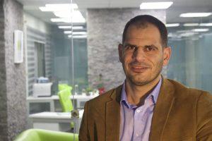 لقاء مع الرئيس التنفيذي لشركة تيليفنتي:  12مليون مكالمة جودة سنويا في الأردن من خلال أنظمة شركة تيليفنتي