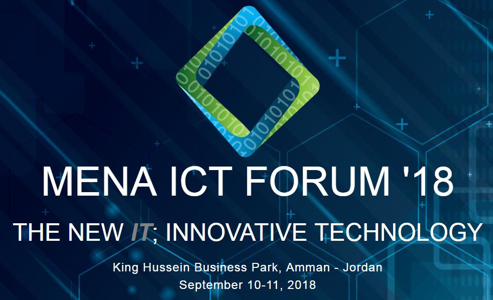 MENA ICT FORUM 2016