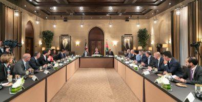 انتاج: لقاءات الملك مع منظومة دعم ريادة الأعمال والرياديين تدفع ريادة الأعمال نحو الطريق الصحيح