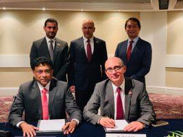 انتاج والمنتدى العالميّ للتكنولوجيّا يوقعان مذكرة تتيح للشركات الأردنية في قطاع تكنولوجيا المعلومات الوصول إلى التمويل وأسواق شرق آسيا
