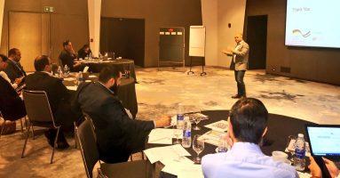 انتاج تعقد ورشة عمل لوضع خطط عمل لتعزيز صادرات القطاع