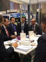 افتتاح اول جناح أردنيّ في معرض قطر لتكنولوجيا المعلومات