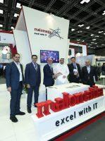 اتفاقية بين معلوماتية القطرية وانتاج لافتتاح مركز رئيسي لتلبية متطلبات السوق القطرية