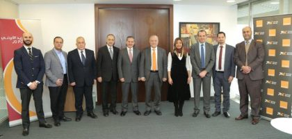 Orange Money Signs Agreement with Jordan Post to Promote E-payment Services