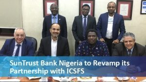 SunTrust Bank Nigeria to Revamp its Partnership with ICSFS
